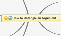 How to Untangle an Argument