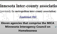 Eleven agencies that comprise the MICA