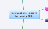 Interventions: Improve Locomotor Skills