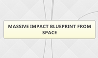 MASSIVE IMPACT BLUEPRINT FROM SPACE
