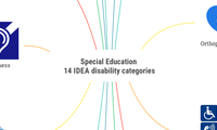 Special Education 14 IDEA disability categories