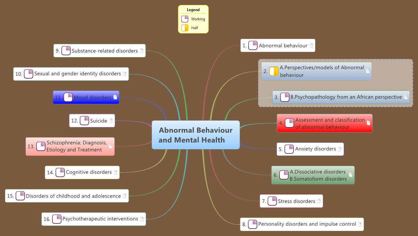 behavioural perspectives of mental health Psychology of depression- behavioral theories  rashmi nemade, phd, natalie staats reiss, phd, and mark dombeck, phd  in these examples, working and studying are behaviors that are motivated by money, benefits, and good grades, which are positive reinforcers  mental health and the holidays.