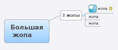 Большая жопа