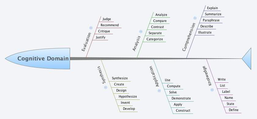 cognitive domain
