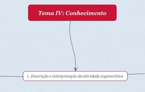 Tema IV: Conhecimento