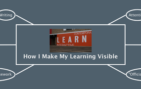 How I Make My Learning Visible