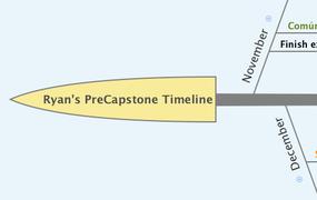 Ryan's PreCapstone Timeline