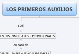 LOS PRIMEROS AUXILIOS