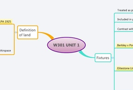 W301 UNIT 1