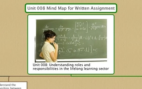 Unit 008: Understanding roles and responsibilities in the lifelong learning sector