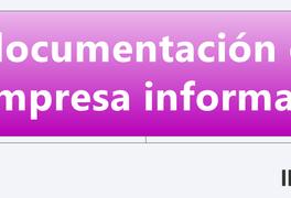 La documentación en  la empresa informativa